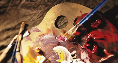 kunstkursus farvebuen