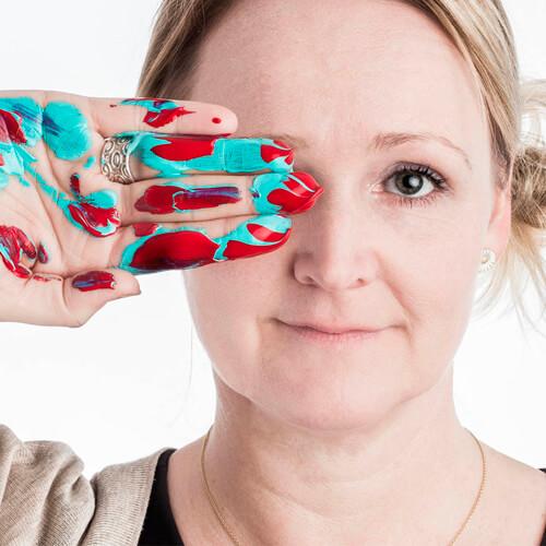 Lise Højer tegnekursus farvebuen