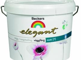 Elegant Vægmaling Mat
