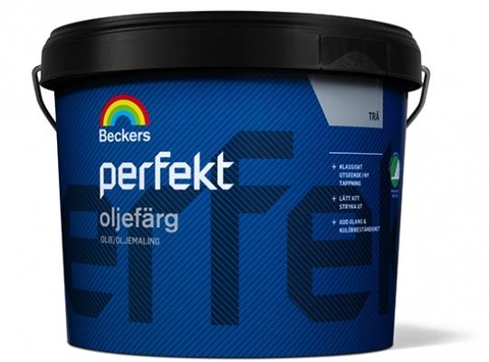 Perfekt Oliefarve
